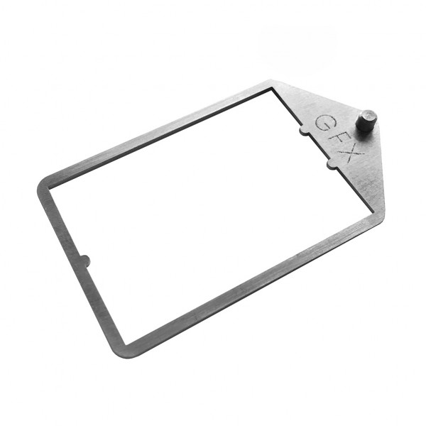 Fuji GFX 50S Positioning Plate for Mini L-Brackets